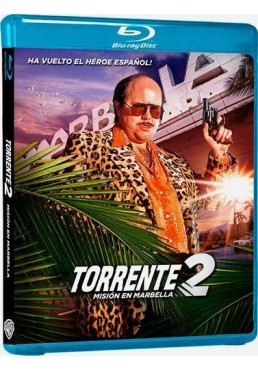 Torrente 2 : Misión En Marbella (Blu-Ray)
