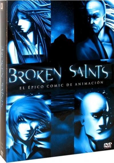 Broke Saints - El Épico Comic de Animación