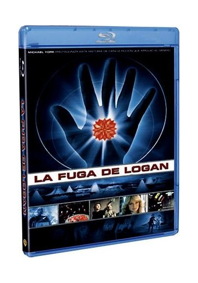 La Fuga De Logan (Blu-Ray) (Logan´s Run)