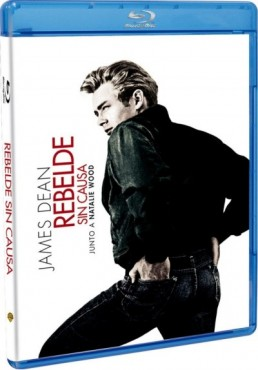 Rebelde Sin Causa (Blu-Ray) (Rebel Without A Cause)