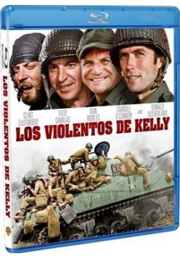 Los Violentos De Kelly (Blu-Ray) (Kelly´s Heroes)