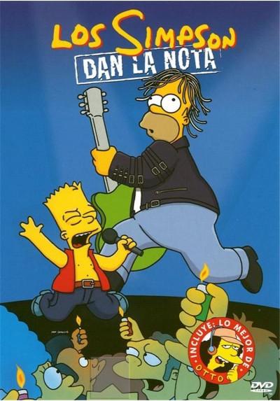 Los Simpson Dan la Nota