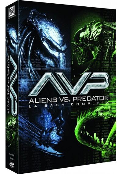 Aliens Vs. Predator: La Saga Completa