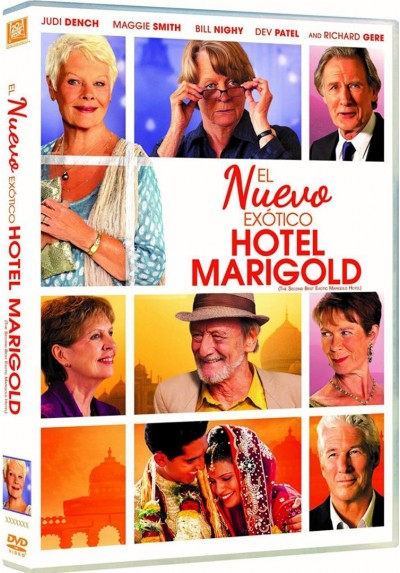 El Nuevo Exotico Hotel Marigold (The Second Best Exotic Marigold Hotel)