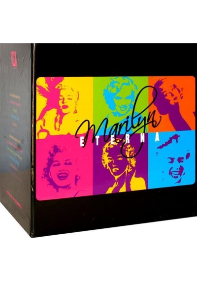 Pack Marilyn Eterna