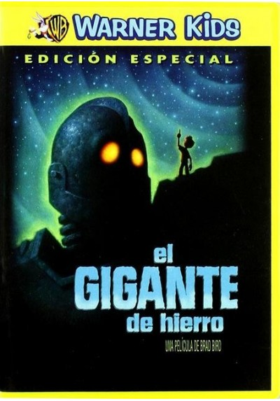 El Gigante De Hierro (The Iron Giant)