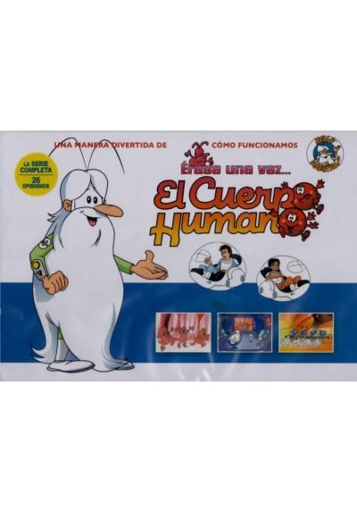 Pack Érase Una Vez... El Cuerpo Humano - Serie Completa (Il Était Une Fois... La Vie) (Ed. Estuche)