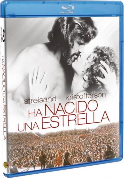 Ha Nacido Una Estrella (1976) (Blu-Ray) (Star Is Born)