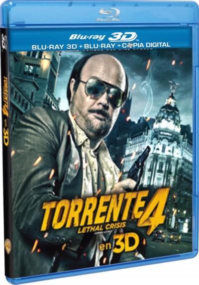 Torrente 4 (Blu-Ray 3d + Blu-Ray)