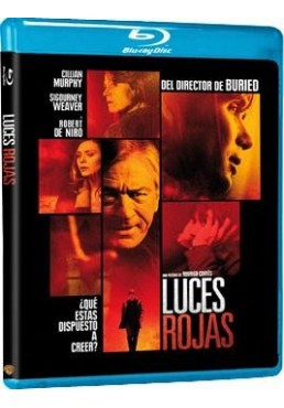 Luces Rojas (Blu-Ray) (Red Lights)