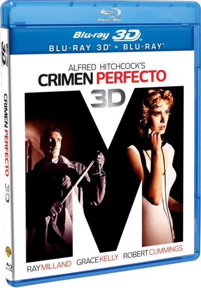 Crimen Perfecto (Blu-Ray 3d + Blu-Ray) (A Perfect Murder)