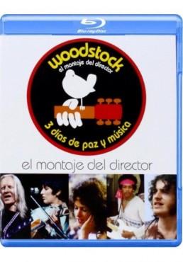 Woodstock: 3 Días De Paz Y Música (Blu-Ray)