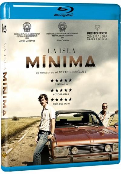 La Isla Mínima (Blu-Ray)