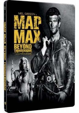Mad Max 3: Beyong Thunderdome (Blu-Ray) (Ed. Metálica)