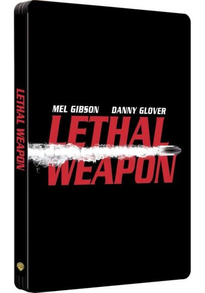 Arma Letal - Edición Limitada (Blu-Ray) (Ed. Metálica)