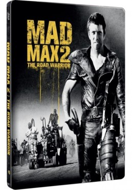 Mad Max 2: The Road Warrior (Blu-Ray) (Ed. Metálica)