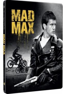 Mad Max (Blu-Ray) (Ed. Metálica)