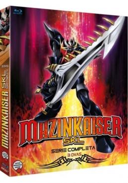 Mazinkaiser SKL – Serie Completa 3 Ovas (Blu-ray)