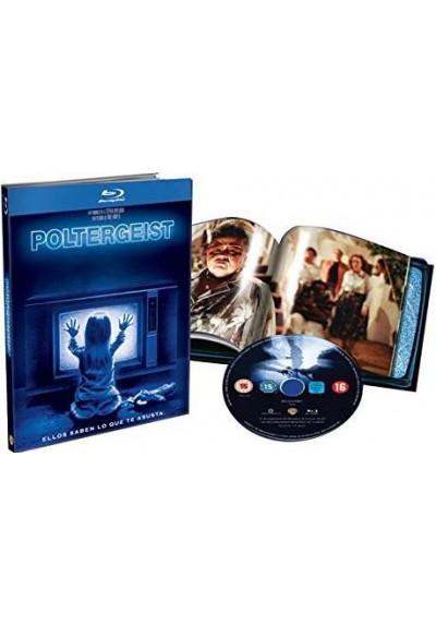 Poltergeist (Blu-Ray) (Ed. Libro)