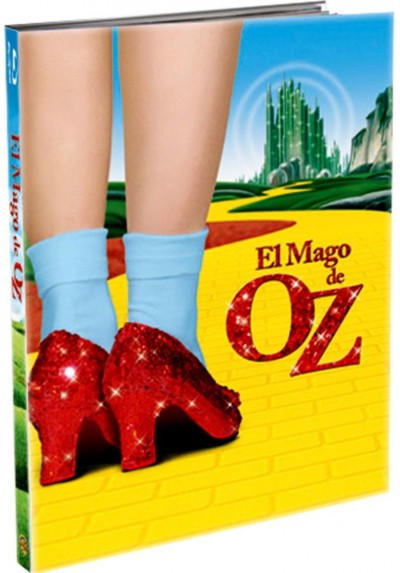 El Mago De Oz (Blu-Ray) (Ed. Libro) (The Wizard Of Oz)
