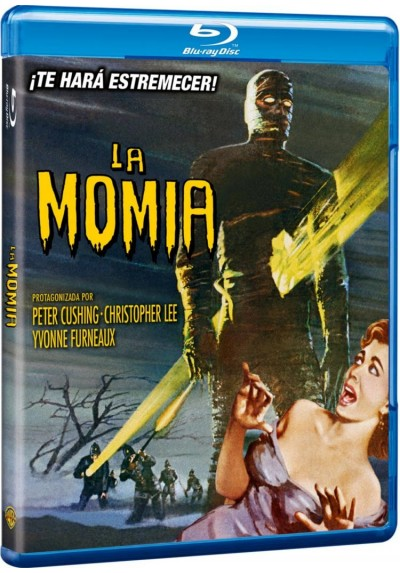 La Momia (1959) (Blu-Ray) (The Mummy)