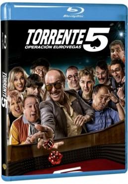 Torrente 5 : Operación Eurovegas (Blu-Ray)