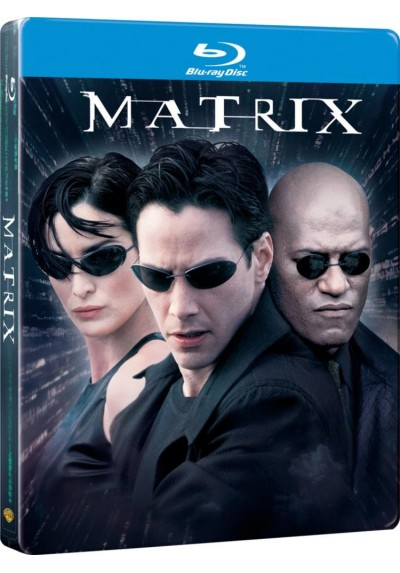 Matrix (Blu-Ray) (Ed. Metálica)