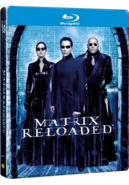 Matrix Reloaded (Blu-Ray) (Ed. Metálica)