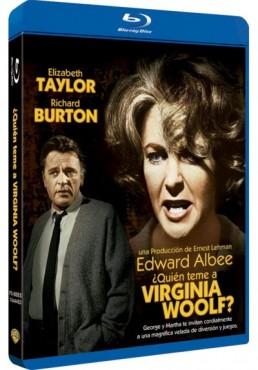 Quién Teme A Virginia Woolf? (Blu-Ray) (Who´s Afraid Of Virginia Woolf?)