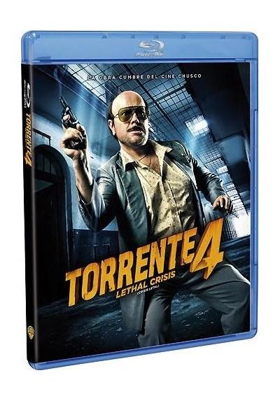 Torrente 4 (Blu-Ray)