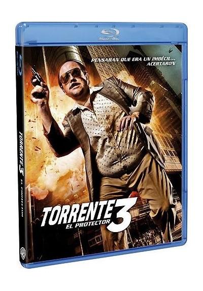 Torrente 3: El Protector (Blu-Ray)