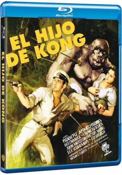 El Hijo De Kong (1933) (Blu-Ray) (The Son Of Kong)