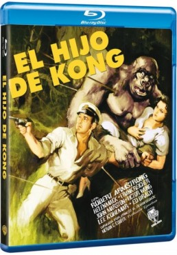 El Hijo De Kong (1933) (Blu-Ray) (The Son Of Kong)