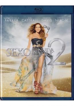 Sexo En Nueva York 2 (Blu-Ray) (Sex And The City 2)