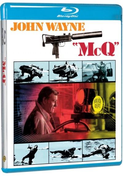 McQ (Blu-Ray)