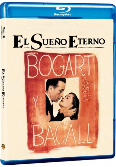 El Sueño Eterno (Blu-Ray) (The Big Sleep)