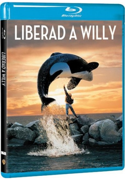 Liberad A Willy (Blu-Ray) (Free Willy)