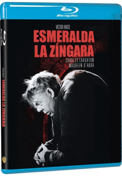 Esmeralda, La Zingara (Blu-Ray) (The Hunchback Of Notre Dame)