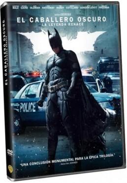 El Caballero Oscuro : La Leyenda Renace (The Dark Knight Rises)