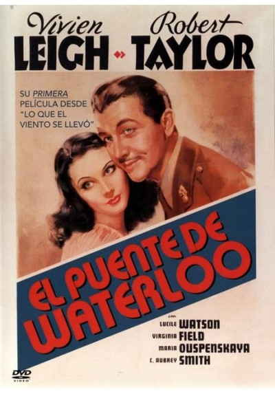 El Puente De Waterloo (1940) (Waterloo Bridge)