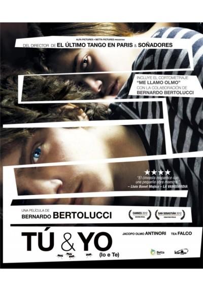 Tú y Yo (2012) (Blu-Ray) (Io E Te)