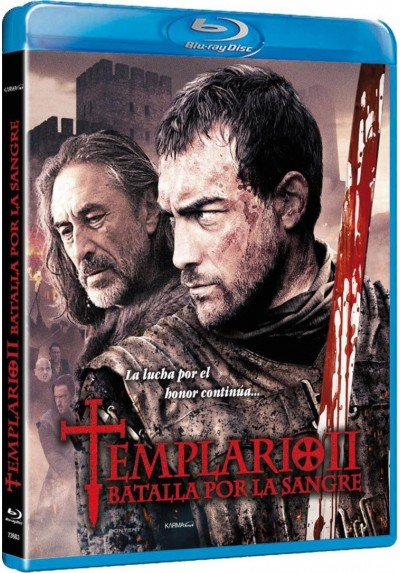Templario II : Batalla Por La Sangre (Blu-Ray) (Ironclad: Battle For Blood)