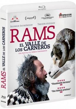 Rams : El Valle De Los Carneros (Blu-Ray) (Hrútar)