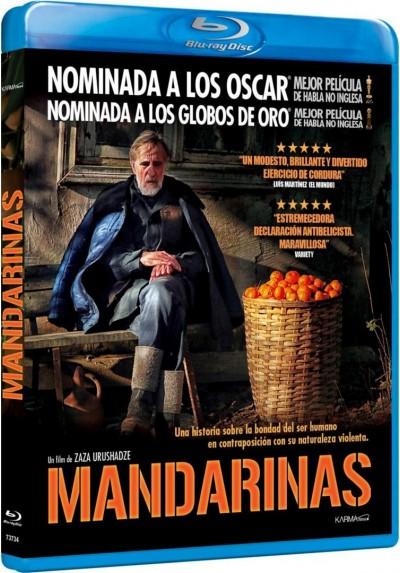 Mandarinas (Blu-Ray) (Mandariinid)