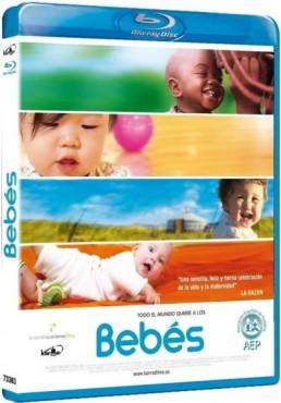Todo El Mundo Quiere A Los Bebés (Blu-Ray) (Babies)