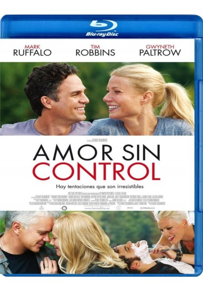 Amor Sin Control (Blu-Ray) (Thanks For Sharing)