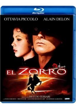 El Zorro (Blu-Ray) (Zorro)