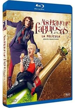 Absolutamente Fabulosas (2016) (Blu-Ray) (Absolutely Fabulous: The Movie)