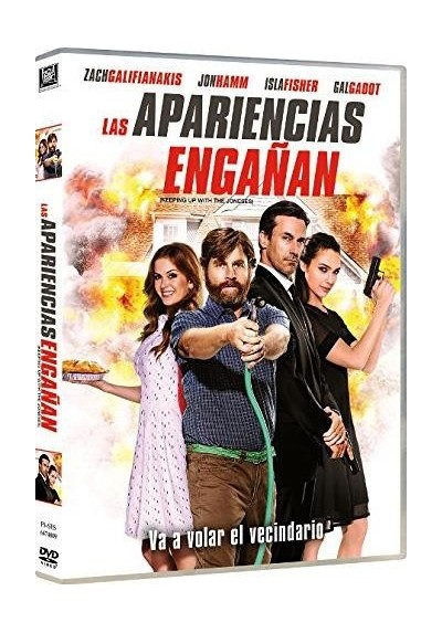 Las Apariencias Engañan (Keeping Up With The Joneses)
