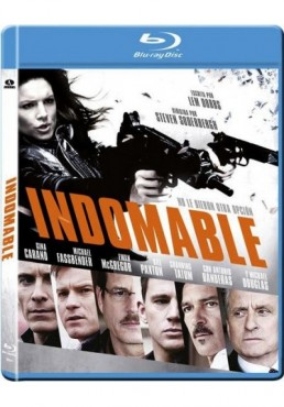 Indomable (Blu-Ray) (Haywire)